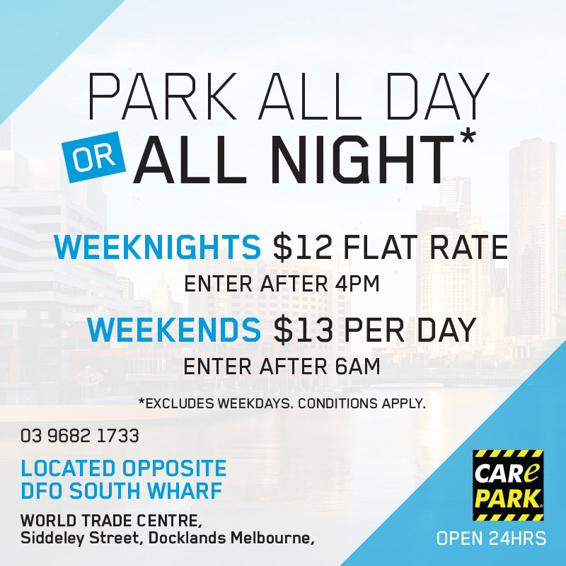 Park All Day or All Night